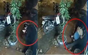 Nam sinh Đại học GTVT Hà Nội trúng đạn chết trước cửa nhà