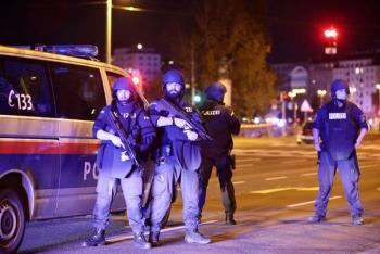 4 người chết trong vụ nổ súng đẫm máu ở Vienna, Áo