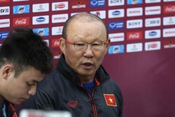 Thầy Park thừa nhận khó khăn trước sự thật này ở U22 Việt Nam