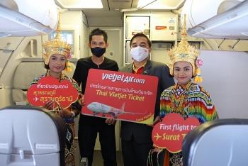 Vietjet khai trương đường bay mới tại Thái Lan