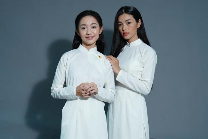Dao Ánh (trái) và Diễm là hai nàng thơ đầu tiên của nhạc sĩ Trịnh Công Sơn được hé lộ trong phim Em và Trịnh.