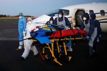 Pháp lập kỷ lục hơn 58.000 ca nhiễm SARS-CoV-2 trong 1 ngày