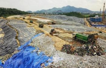Phê duyệt phương án cưỡng chế giải phóng mặt bằng bãi rác Nam Sơn