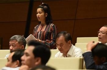 Nữ đại biểu H'Bơ Khăp: