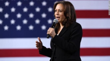 Mỹ có nữ Phó Tổng thống da màu đầu tiên trong lịch sử