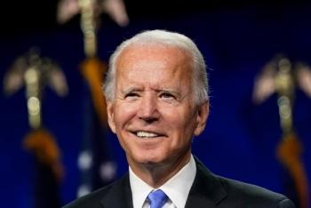Ông Biden đăng tuyên bố đầu tiên sau khi đắc cử Tổng thống