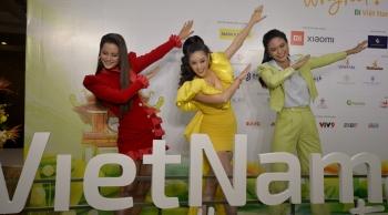 9 hoa hau a hau tham gia chuong trinh vietnam why not ung ho du lich noi dia