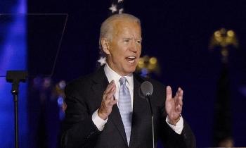Biden tuyên bố chiến thắng, cam kết