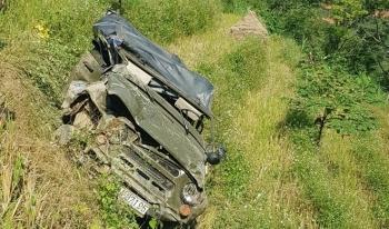 Ô tô rơi xuống vực sông Nho Quế, 7 người thương vong