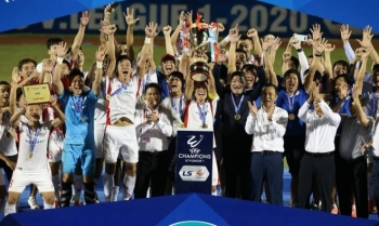 Viettel hạ bệ Hà Nội FC, lần đầu vô địch V-League