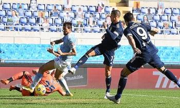 Juventus đánh rơi chiến thắng ở phút cuối