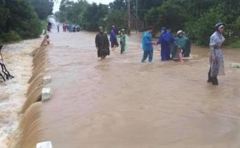 New Zealand hỗ trợ 116.000 USD giúp khắc phục bão lũ, lở đất ở miền Trung