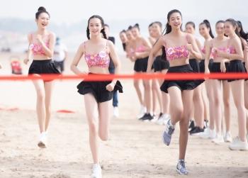 35 thí sinh HHVN đầy khỏe khoắn, năng động thi đấu Người đẹp Thể thao