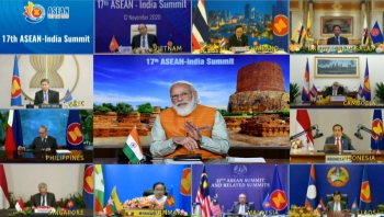 Thượng đỉnh ASEAN - Ấn Độ 17 là bước ngoặt với quan hệ song phương hậu Covid-19