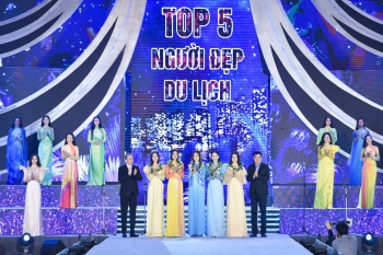 Hoa Hậu Việt Nam công bố Top 5 Người đẹp du lịch - Người đẹp thể thao