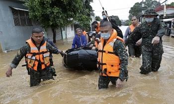 Bão Vamco khiến 14 người chết ở Philippines