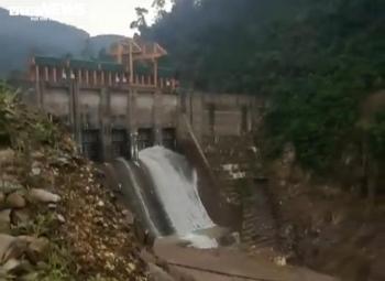 Thủy điện Thượng Nhật ngang nhiên không chấp hành công điện chống bão số 13