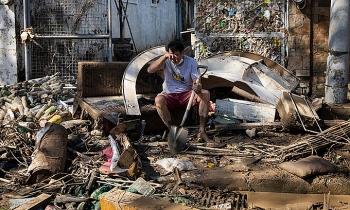 Số người chết vì bão Vamco ở Philippines tăng lên 67