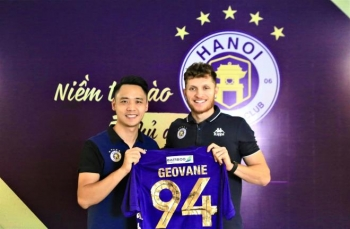 Hà Nội FC chiêu mộ ngoại binh vừa chia tay Sài Gòn FC