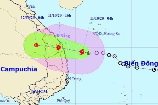 Việt Nam đề xuất loại bỏ tên bão LINFA vừa gây thảm họa cho miền Trung - 2