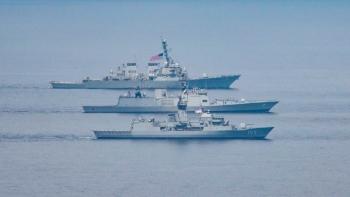 Ấn Độ, Mỹ, Nhật, Australia bắt đầu giai đoạn 2 Tập trận Hải quân Malabar