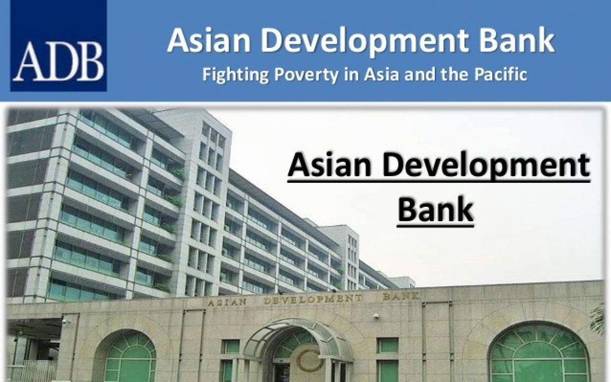 Ngân hàng Phát triển châu Á. Ảnh: Medium.