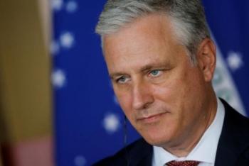 Cố vấn an ninh quốc gia Mỹ thăm Việt Nam trong tuần này