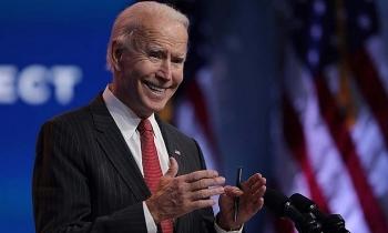 Biden đón sinh nhật 78 tuổi