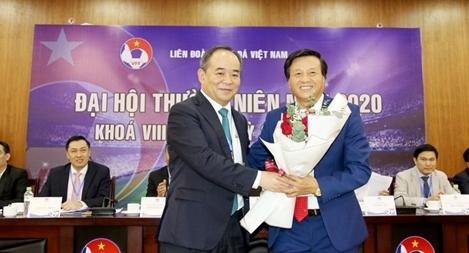 Ông Lê Văn Thành đảm nhiệm vị trí Phó Chủ tịch tài chính của VFF