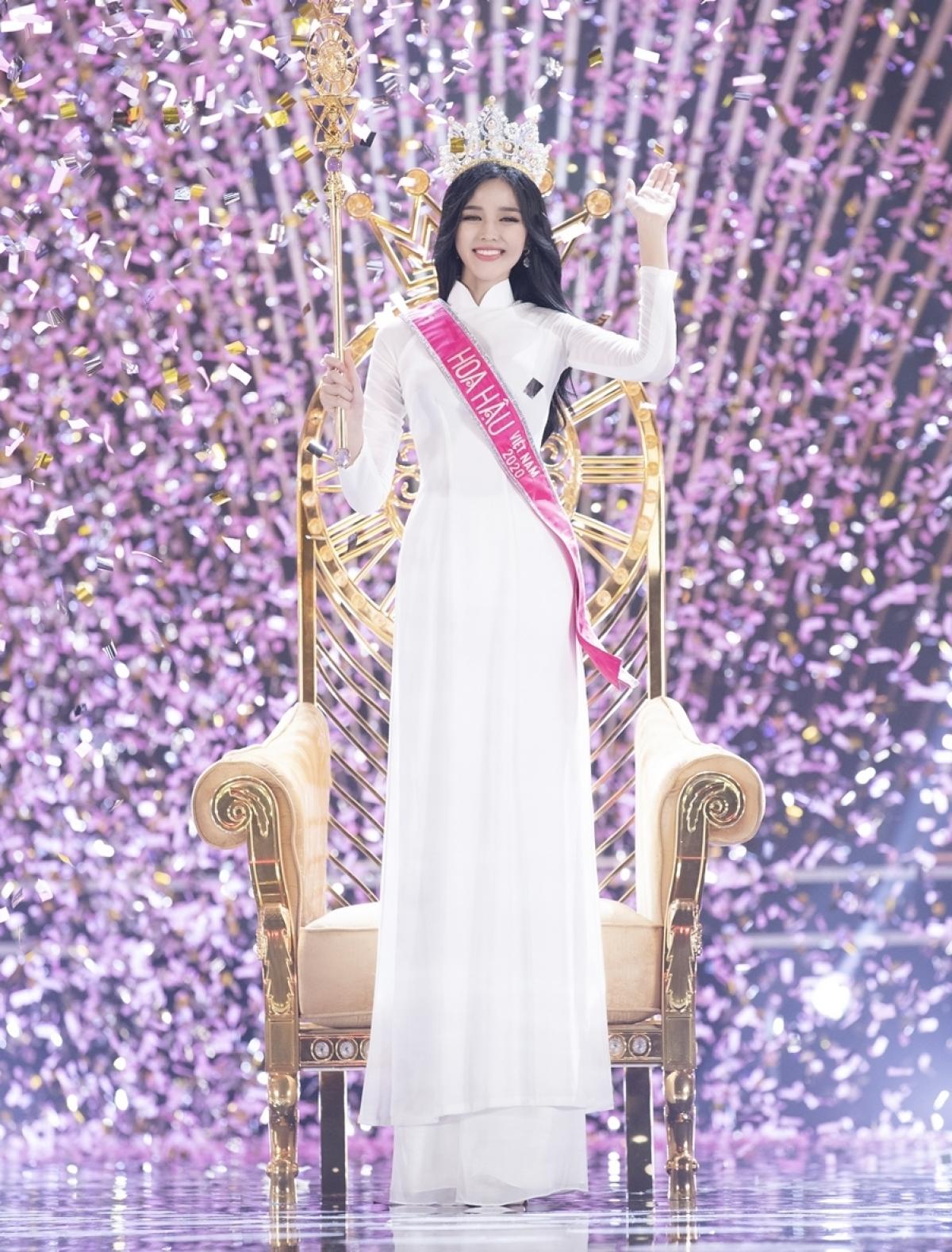 Đêm chung kết Hoa hậu Việt Nam 2020 khép lại với chiến thắng thuộc về thí sinh Đỗ Thị Hà, đến từ Thanh Hóa.