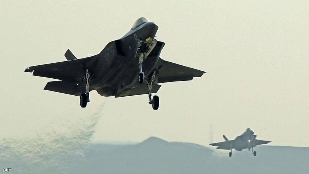 Israel không kích Gaza. Ảnh AFP.