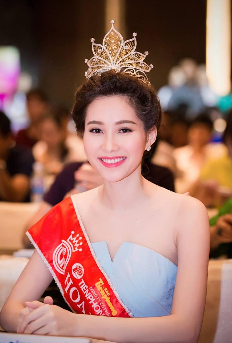 Sáu Hoa hậu Việt Nam trong 10 năm qua