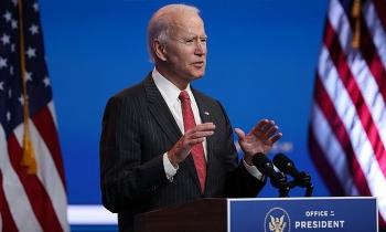 Biden đối mặt lễ nhậm chức