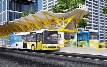Vốn đầu tư buýt nhanh Số 1 TP HCM còn 143 triệu USD