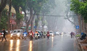 Thời tiết hôm nay 27/11: Bắc Bộ và Trung Bộ mưa rét