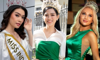 cac doi thu dau tien cua do thi ha tai miss world 2021