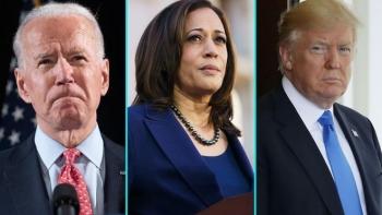 Time đề cử Trump, Biden là Nhân vật của năm 2020