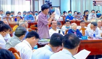Người dân Thủ Thiêm đề nghị Thanh tra Chính phủ làm rõ việc mất bản đồ