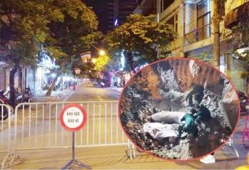 Phát hiện quả bom lớn chưa phát nổ, Hà Nội phong tỏa khu phố Cửa Bắc