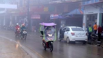 Thời tiết hôm nay 29/11: Bắc Bộ rét đậm, Trung Bộ và Tây Nguyên mưa to