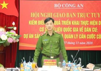 bo cong an du kien phat hanh the can cuoc cong dan moi tu thang 12021