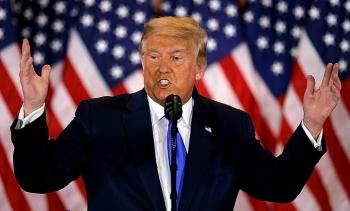 Mối lo Trump làm lộ bí mật quốc gia sau khi rời Nhà Trắng