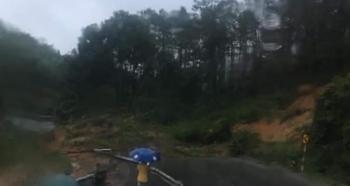 Đắk Lắk mưa lớn kéo dài, quốc lộ tê liệt, nhiều nơi bị sạt lở