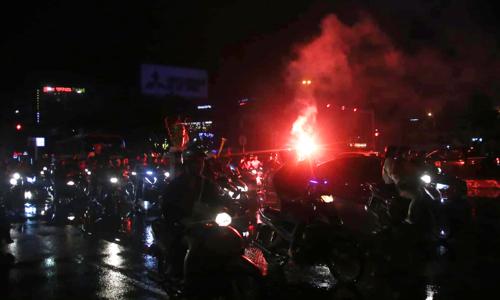 """Chủ tịch Đà Nẵng kêu gọi người dân ăn mừng bóng đá """"có văn hoá"""""""