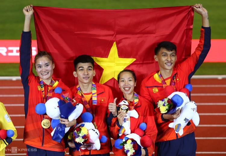Ngày thi đấu đáng nhớ của thể thao Việt Nam