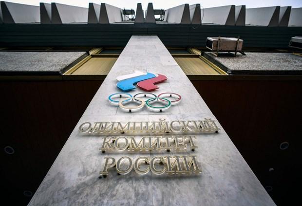 nga bi cam tham gia cac giai olympic va world cup trong 4 nam