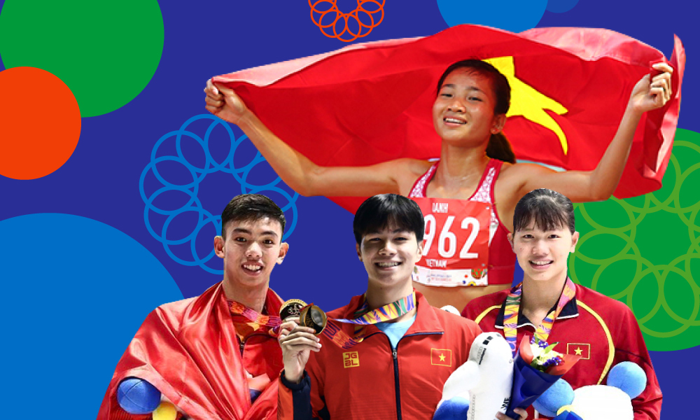 the thao viet nam thanh cong nhu the nao o sea games 30