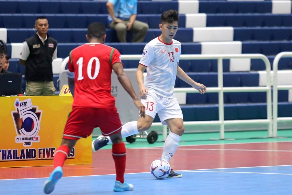 link truc tiep chung ket futsal thai five 2019 viet nam thai lan