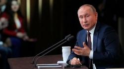 Nga không liên minh quân sự với Trung Quốc