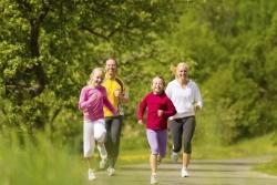 Chạy bộ thường xuyên giúp bạn sống lâu